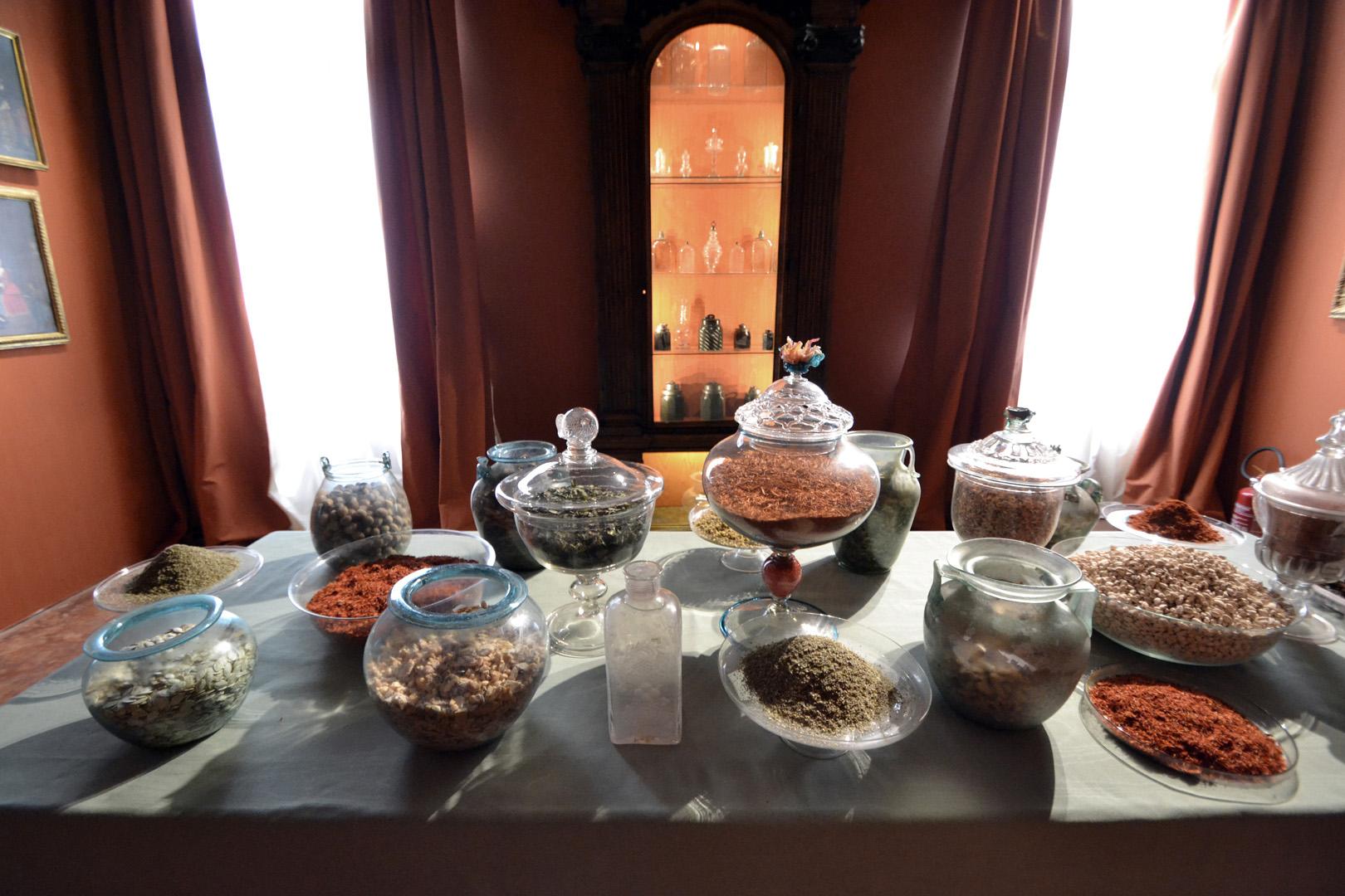 Percorso del Profumo, Palazzo Mocenivo Venezia - MAVIVE2