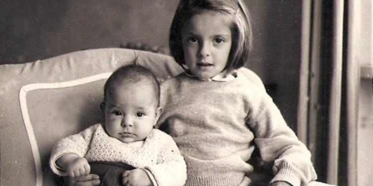 Carmela Cipriani da bambina